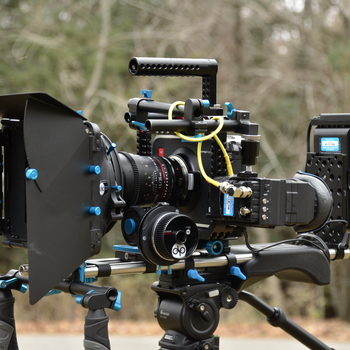 Rent Cinema Camera MFT 2.5k Video Camera