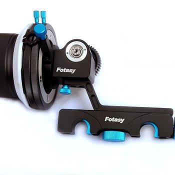 Rent Fotasy FF2B Pro Grade 15mm Rod Rig Follow Focus