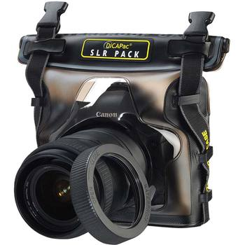 Rent DiCAPac SLR Pack Waterproof Case for DSLR Canon Nikon Sony and more