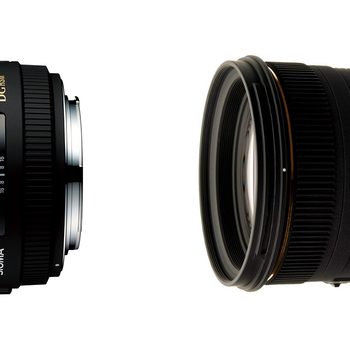 Rent Sigma 50mm f/1.4 DG HSM EX for Canon EF