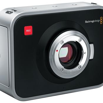 Rent Blackmagic Cinema Camera MFT 2.5k - Complete Package
