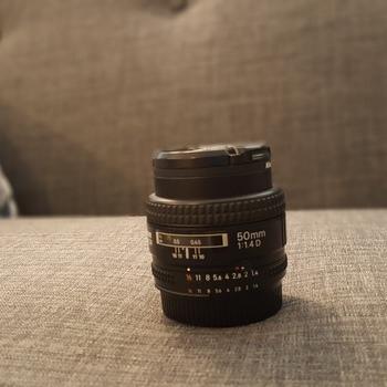 Rent Nikon AF-S NIKKOR 50mm f/1.4G Lens