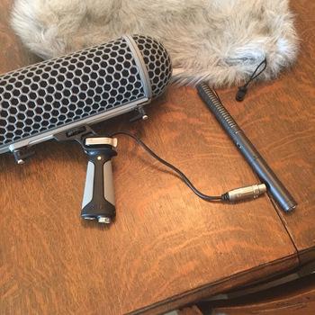 Rent Rode NTG-2 Shotgun Microphone
