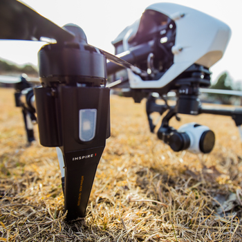 Rent Inspire 1 Quadcopter with 4K Camera and 3-Axis Gimbal