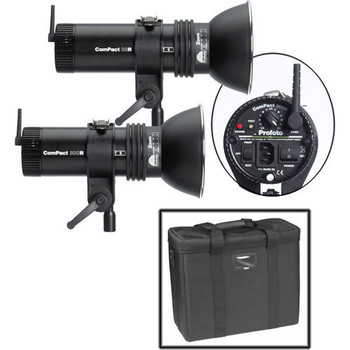 Rent Profoto ComPact-R 300/600 Value Pack with Case (90-260VAC)