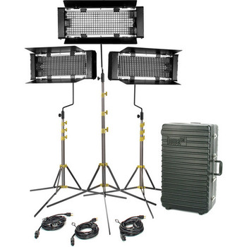 Rent Lowel 3 Light Kit w/ Kino Flo Lamps