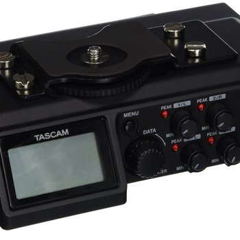 Rent TASCAM DR-70D 4-Channel DSLR Audio Recorder