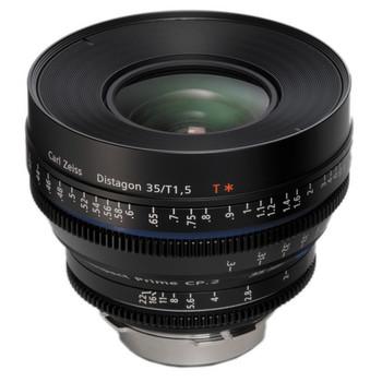 Rent Zeiss CP.2 35mm/T1.5 Super Speed