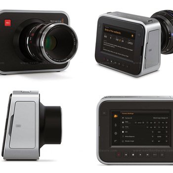 Rent Blackmagic Cinema Camera EF Mount 2.5K Video Camera