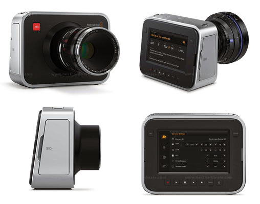 Rent Blackmagic Cinema Camera Ef Mount 2.5 K Video Camera | KitSplit