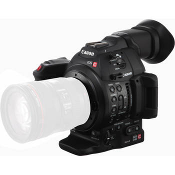 Rent C100 Mark II with lens