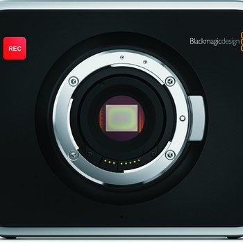 Rent Blackmagic 2.5k Cinema Camera EF Mount
