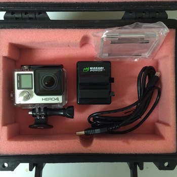 Rent GoPro HERO4 Silver Kit