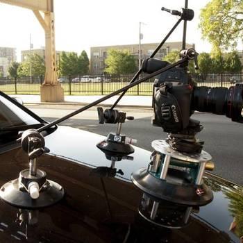 Rent Car Camera Mount