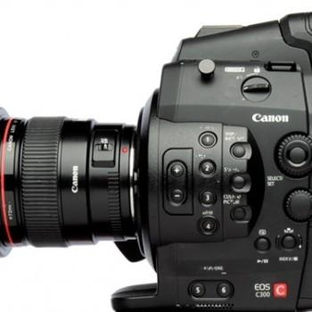 Rent Canon C300 Camera
