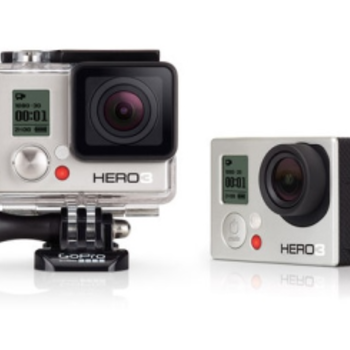 Rent GoPro Hero 3 : white edition