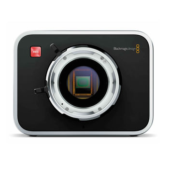 Rent Blackmagic Cinema Camera 2.5K EF