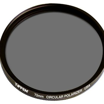 Rent Tiffen 72mm Circular Polarizer Filter
