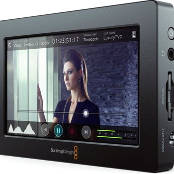 Rent Blackmagic Video Assit External Recorder/Monitor