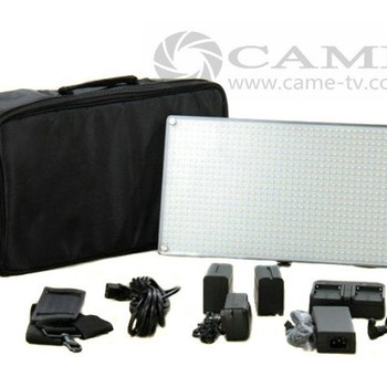 Rent 2 X Came-TV 508 LED Panels