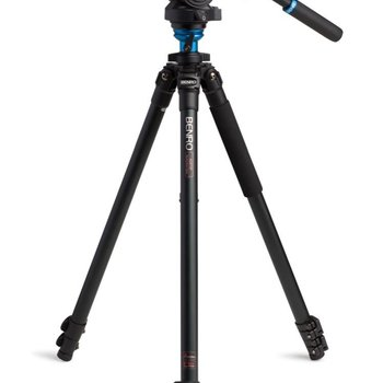 Rent Benro A2573FS6 Single Leg Video Tripod Kit