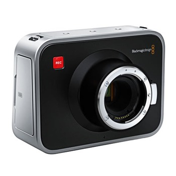 Rent Blackmagic Cinema Camera 2.5K EF Mount Kit