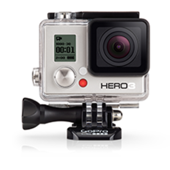 Rent GoPro Hero 3+ Black with Backpack Monitor
