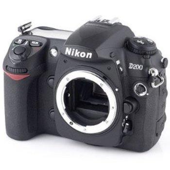 Rent Nikon D200 IR (infrared)
