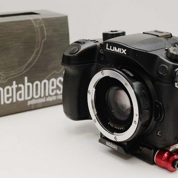 Rent Panasonic Lumix GH4 with Metabones Speedbooster XL - Customizable!