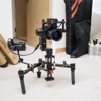 Rent DJI Ronin M KIT (with Turbo Ace 4th Axis Extension System)