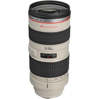 Rent Canon EF 70-200mm f/2.8L USM Lens