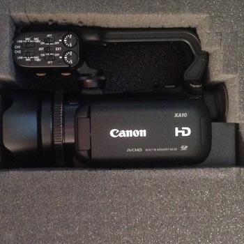 Rent Canon XA-10