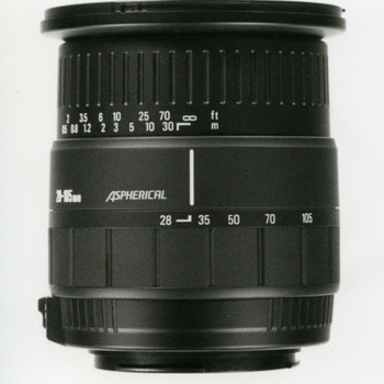 Rent Sigma 28-105mm f/2.8-4
