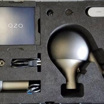 Rent Nokia OZO - 360 Camera - VR Camera