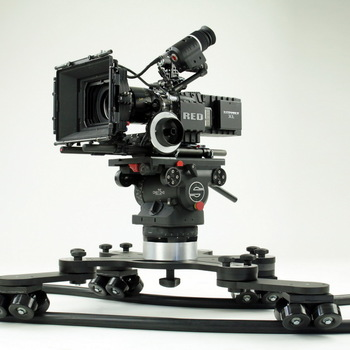Rent Dolly, CamDolly Cinema System, full size/slider/tabletop