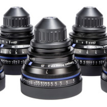 Rent Zeiss CP.2 Lens Kit Package - PL mount