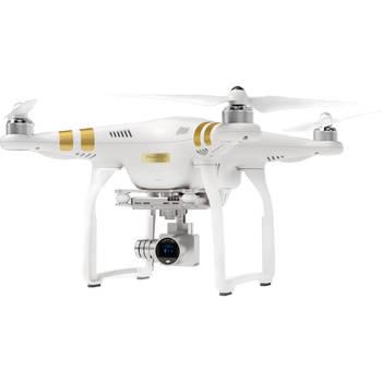 Rent DJI Phantom 3 Professional Quadcopter with 4K Camera and 3-Axis Gimbal