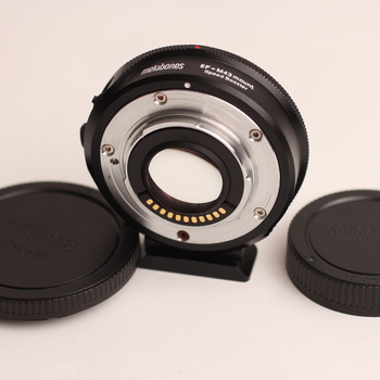 Rent Metabones Canon EF to Micro 4/3 SpeedBooster