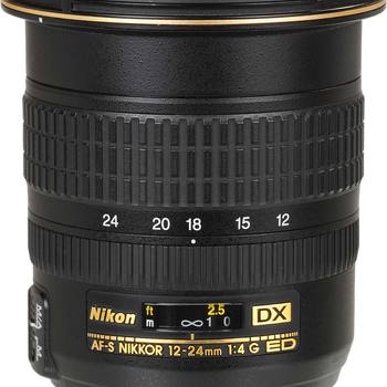 Rent Promaster 12-24mm f/4 EDO Auto Focus Lens for Nikon