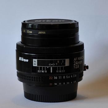 Rent AF Nikkor 24 mm f/2.8