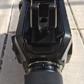 Rent Blackmagic Design Ursa Mini Pro 4.6K
