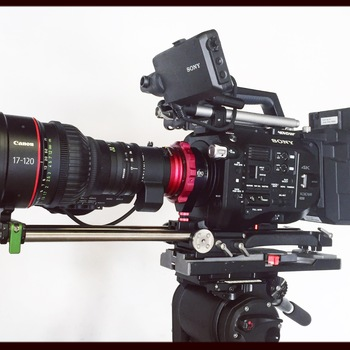 Rent Sony Fs7 Camera body with PL/EF/E mount.