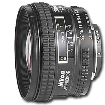 Rent Nikon Nikkor 20mm f/2.8d