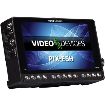 "Rent Video Devices PIX-E5H 5"" 4K Recording Video Monitor"