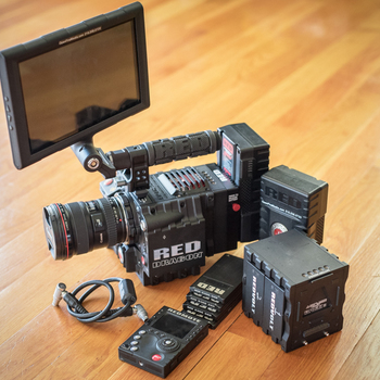 Rent RED Epic Dragon Kit (Read-to-shoot)
