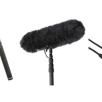 Rent Rode NTG-2 Condenser Shotgun Microphone Kit