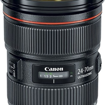 Rent Canon 24-70mm EF f/2.8 L II USM