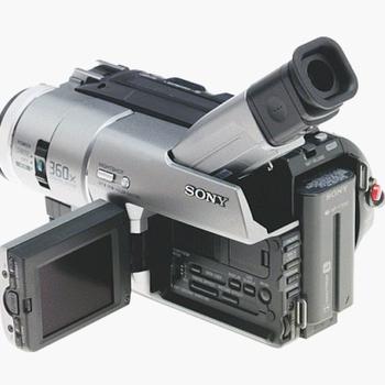 Rent Sony Digital8 Handycam (DCR-TRV103 NTSC)