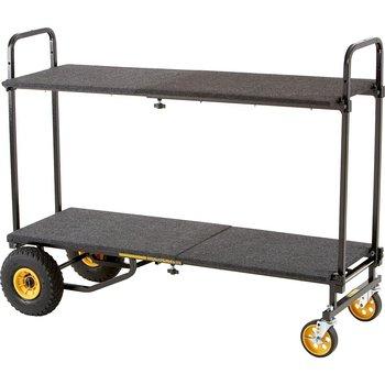 Rent Rock N Roller Multi Cart R10 with Top Shelf