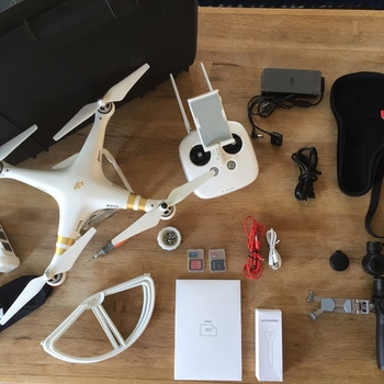 Rent Drone and OSMO Kit